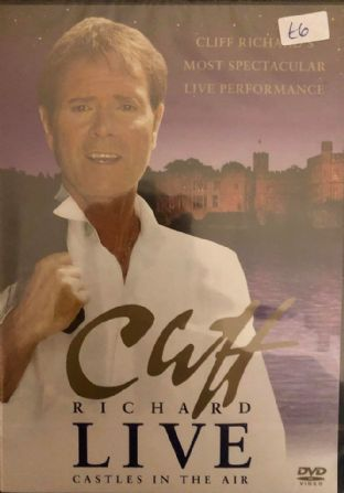 Cliff Richard - Live: Castles In The Air (DVD)